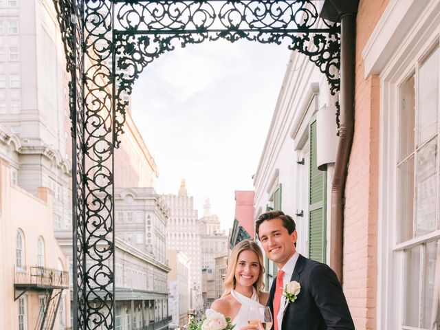 Alex and Catherine's Wedding in New Orleans, Louisiana 69