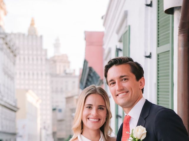 Alex and Catherine's Wedding in New Orleans, Louisiana 70