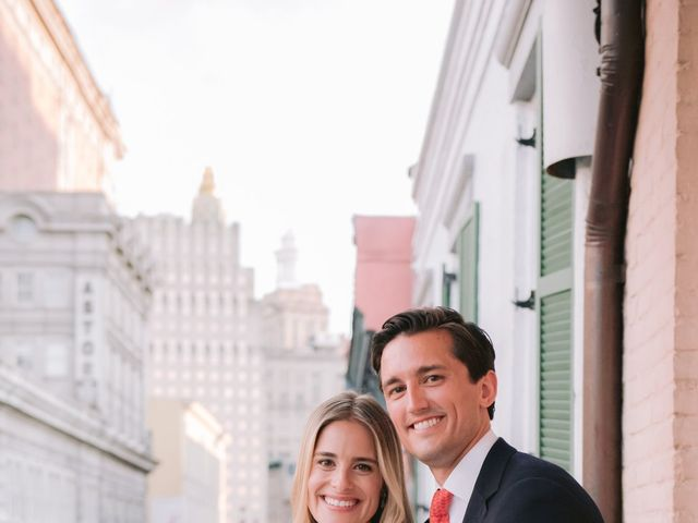 Alex and Catherine's Wedding in New Orleans, Louisiana 71