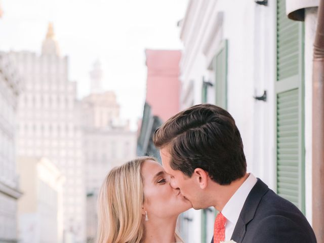 Alex and Catherine's Wedding in New Orleans, Louisiana 1
