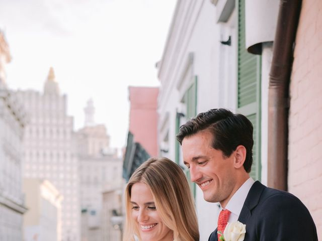 Alex and Catherine's Wedding in New Orleans, Louisiana 74