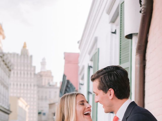 Alex and Catherine's Wedding in New Orleans, Louisiana 75