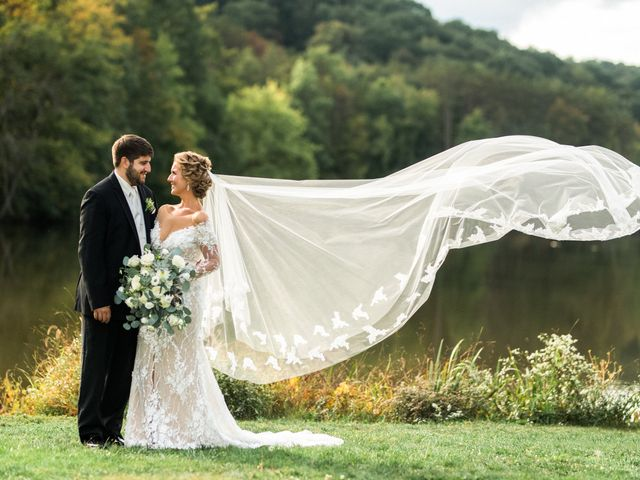 The wedding of Alisa and Steve