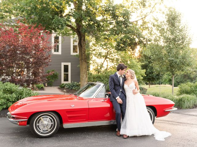 Ben and Abby's Wedding in Noblesville, Indiana 21