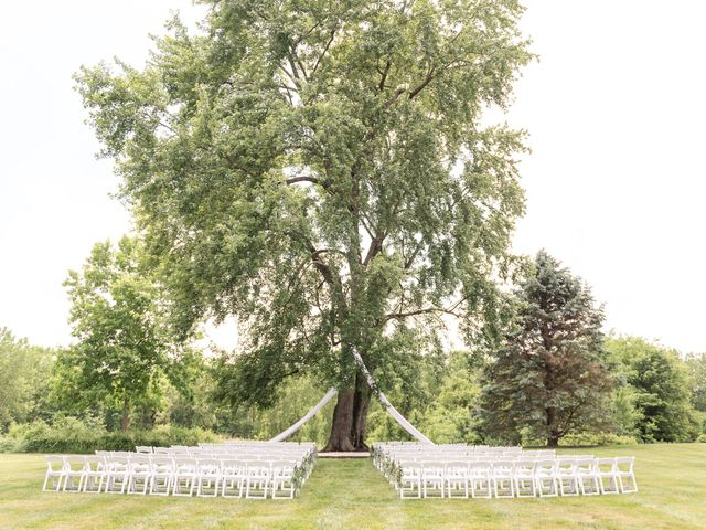Ben and Abby's Wedding in Noblesville, Indiana 22