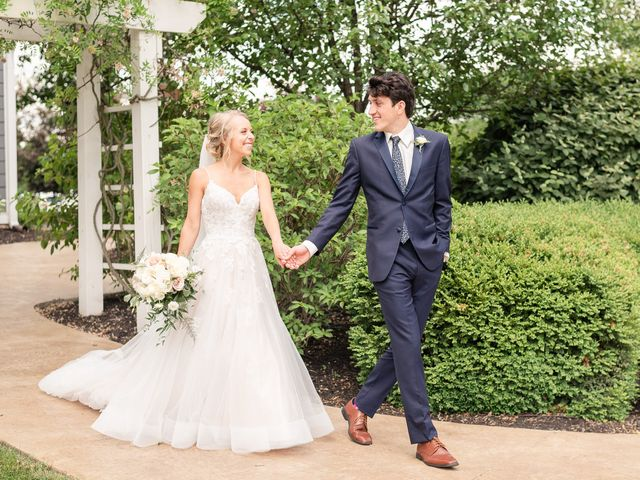 Ben and Abby's Wedding in Noblesville, Indiana 25