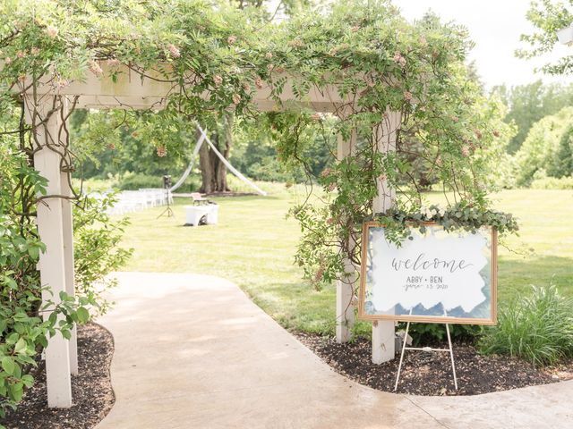 Ben and Abby's Wedding in Noblesville, Indiana 27