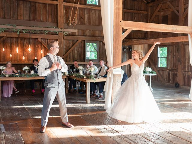 Ben and Abby's Wedding in Noblesville, Indiana 3