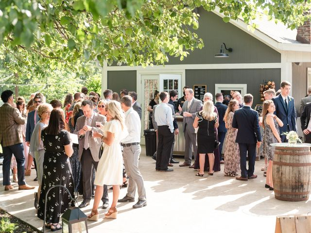 Ben and Abby's Wedding in Noblesville, Indiana 8