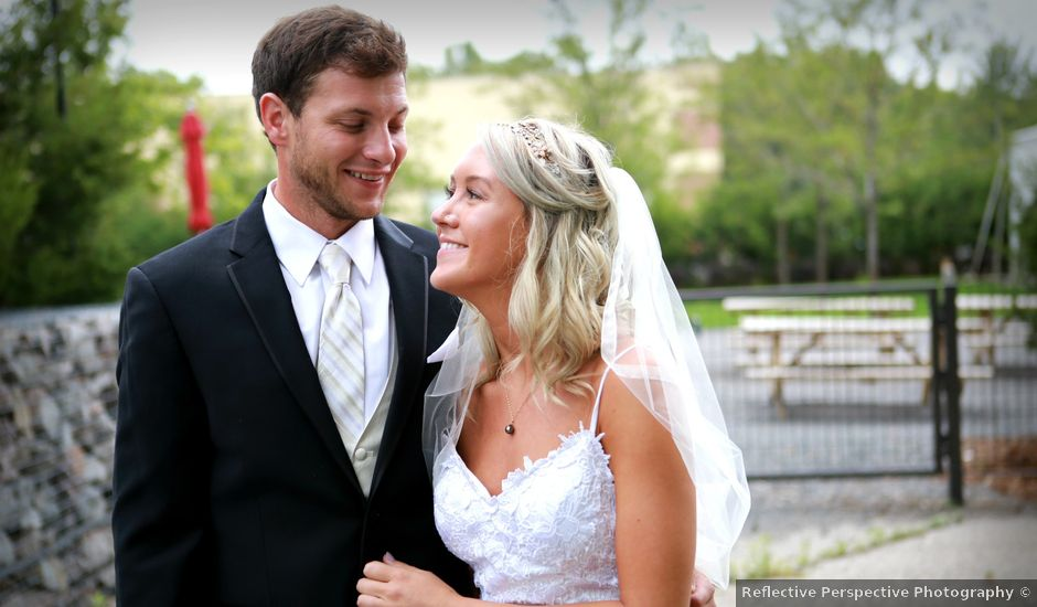 Taylor and Laragh's Wedding in Minneapolis, Minnesota