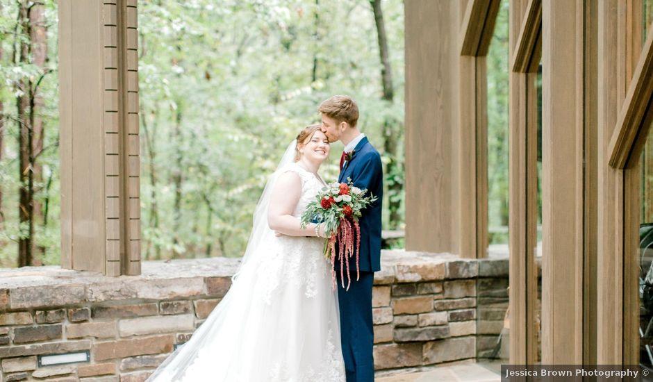 Sam and Sarah's Wedding in Hot Springs National Park, Arkansas