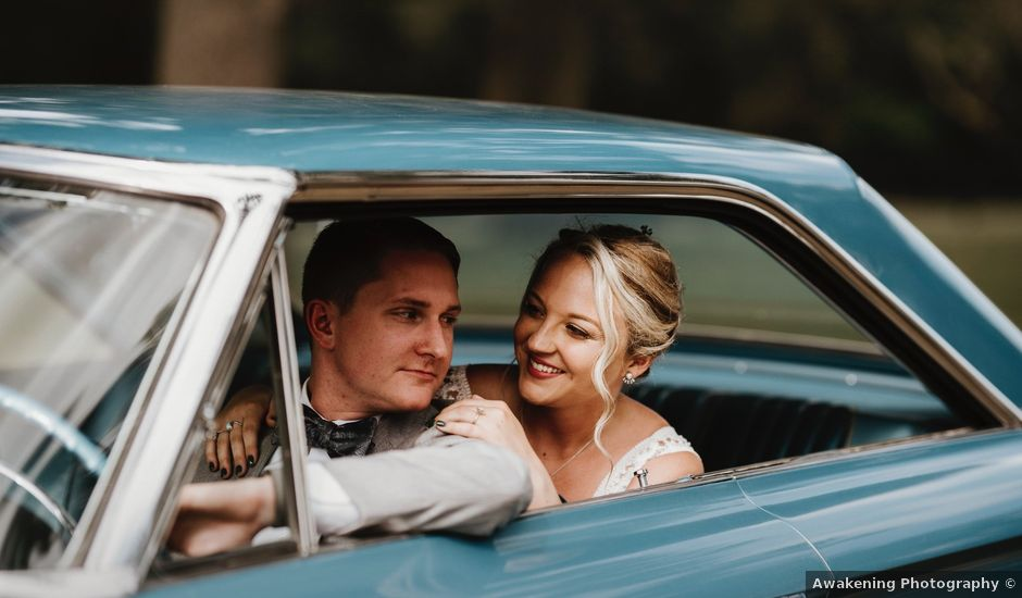 Collin and Emily's Wedding in Springdale, Arkansas
