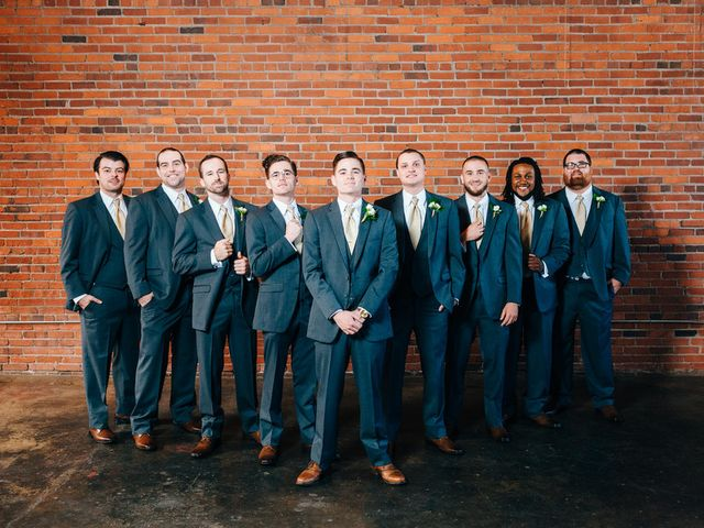 Kaity and Daniel's Wedding in Knoxville, Tennessee 7
