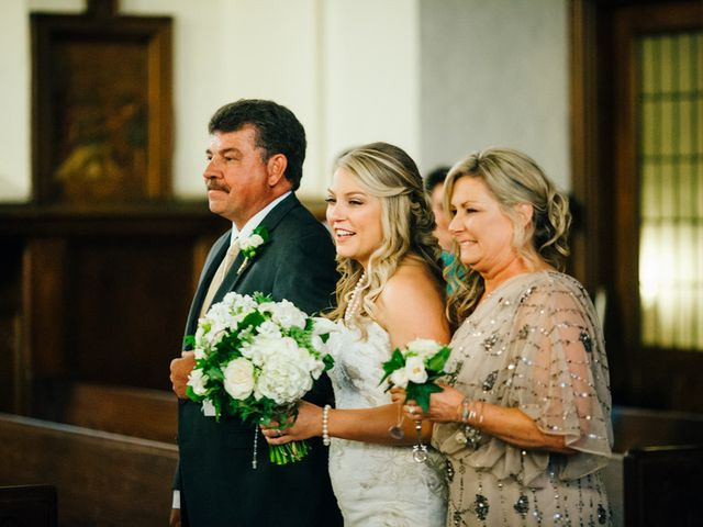 Kaity and Daniel's Wedding in Knoxville, Tennessee 10