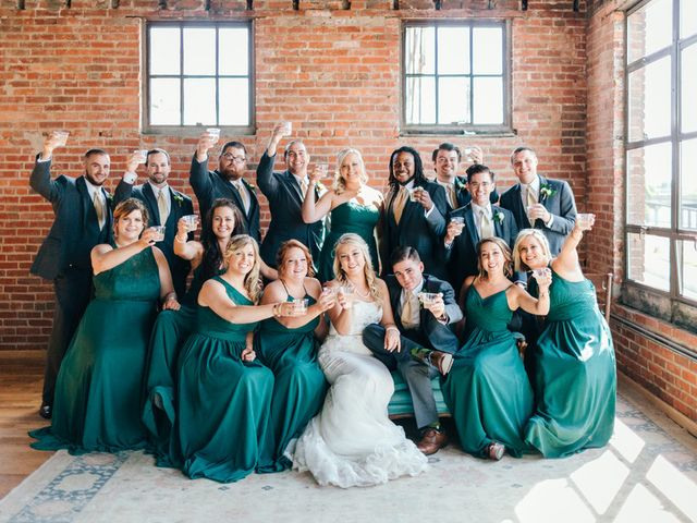 Kaity and Daniel's Wedding in Knoxville, Tennessee 14