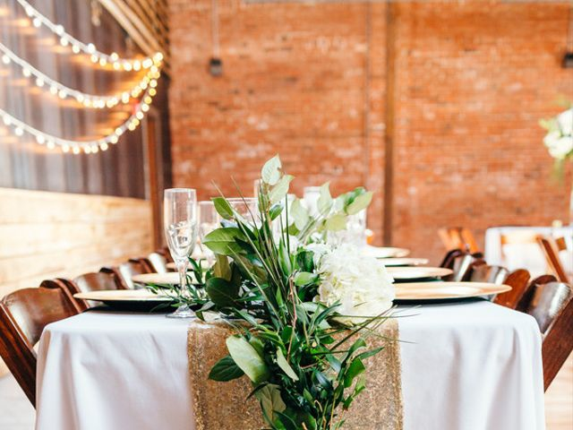 Kaity and Daniel's Wedding in Knoxville, Tennessee 17