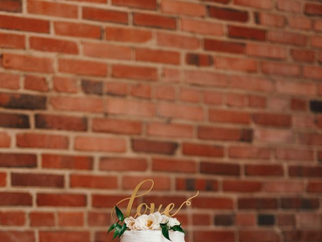 Kaity and Daniel's Wedding in Knoxville, Tennessee 25