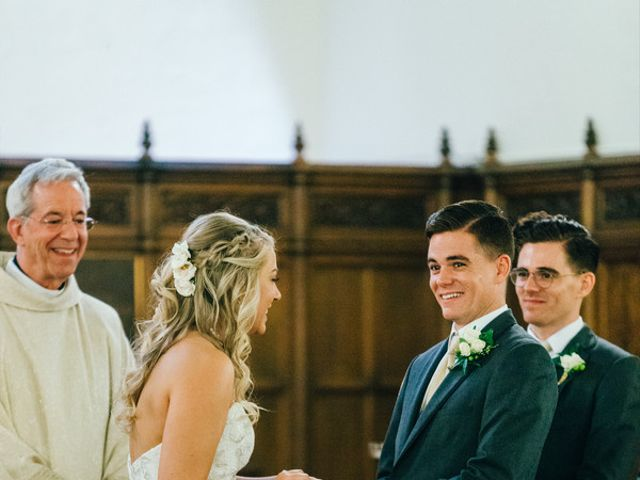 Kaity and Daniel's Wedding in Knoxville, Tennessee 11
