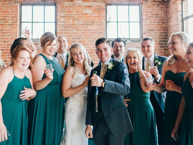 Kaity and Daniel's Wedding in Knoxville, Tennessee 13
