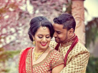 Kumpal and Ravindra's Wedding in Somerset, New Jersey 5