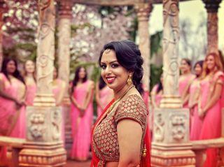 Kumpal and Ravindra's Wedding in Somerset, New Jersey 8