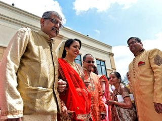 Kumpal and Ravindra's Wedding in Somerset, New Jersey 12