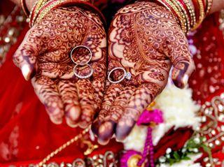 Kumpal and Ravindra's Wedding in Somerset, New Jersey 13