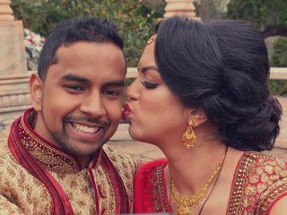 Kumpal and Ravindra's Wedding in Somerset, New Jersey 16