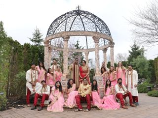 Kumpal and Ravindra's Wedding in Somerset, New Jersey 17
