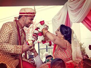 Kumpal and Ravindra's Wedding in Somerset, New Jersey 18