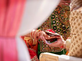 Kumpal and Ravindra's Wedding in Somerset, New Jersey 19