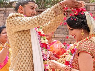 Kumpal and Ravindra's Wedding in Somerset, New Jersey 21
