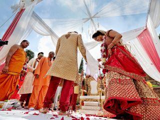 Kumpal and Ravindra's Wedding in Somerset, New Jersey 23