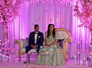 Kumpal and Ravindra's Wedding in Somerset, New Jersey 33