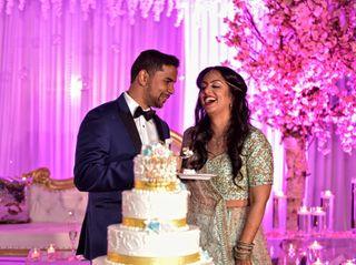 Kumpal and Ravindra's Wedding in Somerset, New Jersey 39