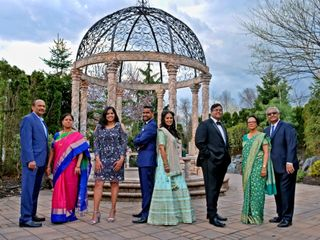 Kumpal and Ravindra's Wedding in Somerset, New Jersey 44