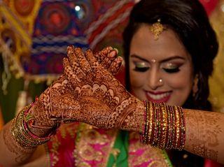 Kumpal and Ravindra's Wedding in Somerset, New Jersey 45
