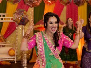 Kumpal and Ravindra's Wedding in Somerset, New Jersey 49