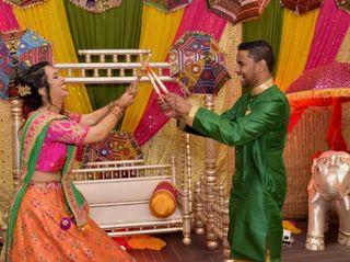 Kumpal and Ravindra's Wedding in Somerset, New Jersey 52