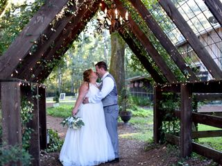 The wedding of Molly and Kreis