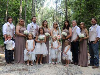 The wedding of Josh and Savanna 1