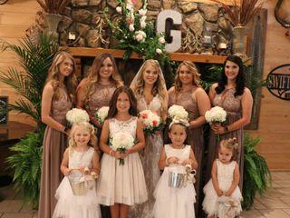 The wedding of Josh and Savanna 2