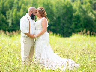 The wedding of Stacey and Shawn