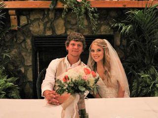 The wedding of Josh and Savanna