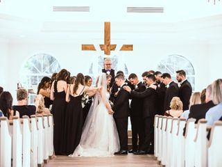 The wedding of Christine  and David  3