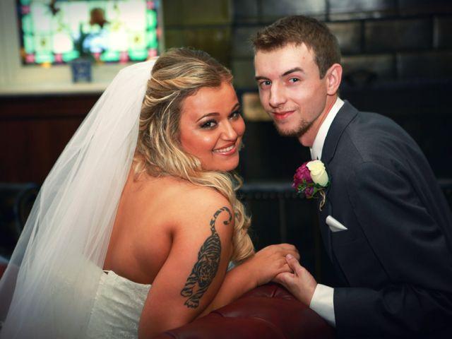 The wedding of Bethany and Jake
