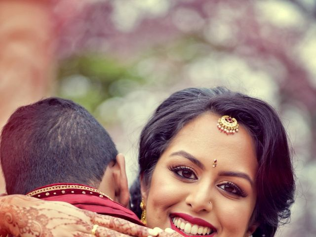 Kumpal and Ravindra's Wedding in Somerset, New Jersey 1