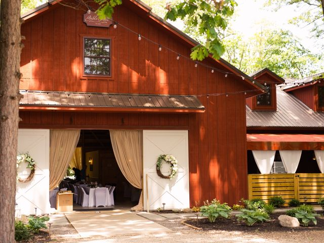 Taylor and Maxwell's Wedding in Marcellus, Michigan 1