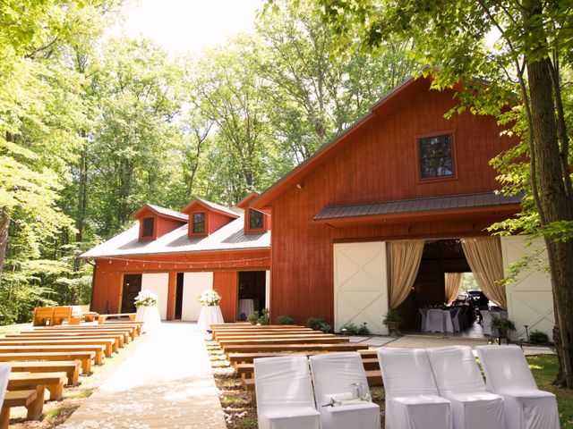 Taylor and Maxwell's Wedding in Marcellus, Michigan 2