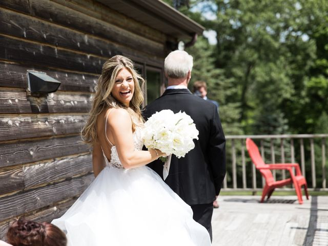 Taylor and Maxwell's Wedding in Marcellus, Michigan 27